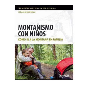 Montañismo con niños